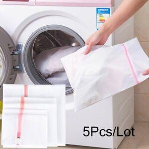 Mesh Laundry Bag for Bras Lingerie Vech Laundry Bag Socks Pack of 4 Bra Wash Bag Undershirt