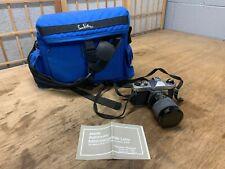 Pentax K1000 35mm SLR Camera Kit w/ Sears 28-70mm f3.5/4.5 Lens GOOD CONDITION!
