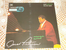 OSCAR PETERSON The Lost Tapes Exclusively for my Friends Audiophile MPS 180g LP