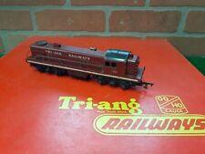 Triang Hornby R155 Maroon TR Diesel Switcher Locomotive