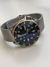 Seiko SKX007 7S26 Watch Automatic Diver UK Mod Scuba