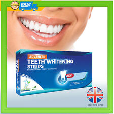 84 Advanced Teeth Whitening Professional White Gel Strips Tooth Bleaching Kit