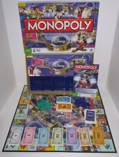 Monopoly - Disney Edition - 2009 - Golden Tinkerbell - Hasbro - 100% Complete!