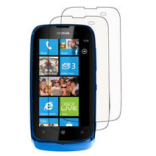 Accessories Lot Pack Protective Films Screen For Nokia Lumia 610/610 NFC