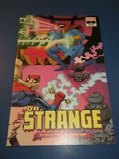 Doctor Strange Surgeon Supreme #1 Frank Miller Variant NM Gem Wow