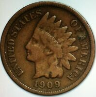 1909 PLUS 20 MORE DIFFERENT no duplicates Indian Head Pennies WITH FREE SHIPPING