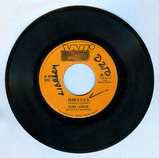 Philippines VILMA SANTOS with THE BARONS Yeah OOOO OPM 45 rpm Record