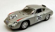 Porsche Abarth #36 10th Le Mans 1961 H. Linge / B. Pon 1:43 Model BEST MODELS
