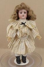 "14"" Antique Bisque Head Composition German JDK Kestner Doll Made For Voice Box"