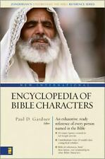 New International Encyclopedia of Bible Characters by
