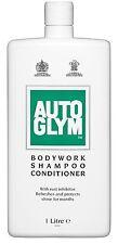 Autoglym 1L Bodywork Shampoo Conditioner 1 Litre Rust Inhibitor Protection
