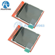 2pcs 144 Red Serial 128x128 Spi Color Tft Lcd Module Replace Nokia 5110 Lcd