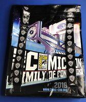 FANTASTIC BEASTS 2016 PROMO SWAG BAG SAN DIEGO COMIC CON SDCC DC WB FOX