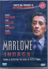 Marlowe indaga (1978) DVD NUOVO SIGILLATO Robert Mitchum Joan Collins J. Stewart
