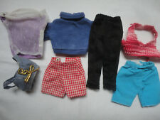 Vintage Barbie Friends Homemade & Factory Clothing Fits Tressy & Sindy LOT 3