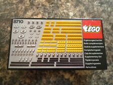LEGO Technic 8710 - Expert Builder Parts Pack - Brand new in sealed box - 1981