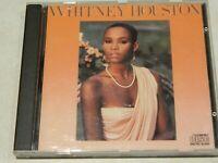 Whitney Houston Whitney Houston CD [Australian 1986 version - no bar code]