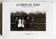 Lo spirito del tempo Un'epoca mantovana 1900-1935 cura Franco Turcato 1994