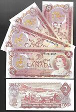 Canada $2 (1974 ) - ALMOST UNC NOTES