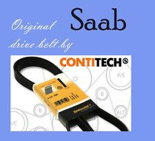SAAB 9-3  97x alternator drive Belt Serpentine 6PK2345 Contitech OEM 4961066