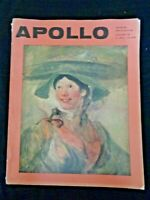 Apollo Art Magazine 1972 William Kent Silver Blenheim Vincent Waldre Highmore