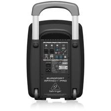 Behringer Ultralink ULM300USB 2.4ghz Handheld Digital Wireless Microphone System