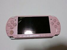 SONY PSP Playstation Portable Console Blossom Pink PSP-3000ZP JAPAN USED