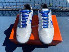 Used Nike Lunar Vapor 8 Tour Tennis Shoes (Size 9) Roger Federer Rf