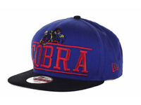 G.I. Joe Cobra Block Over New Era SnapBack Flat Bill Brim Hat Cap Lid Comic Book