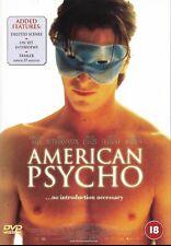 AMERICAN PSYCHO<>DVD
