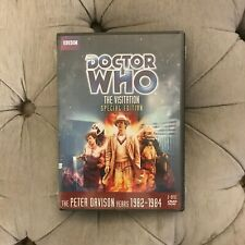 Doctor Who Peter Davison Story 120 The Visitation SPECIAL EDITON DVD New