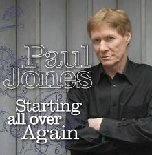 Paul Jones (feat. Eric Clapton) - starting All Over Again CD NEUF