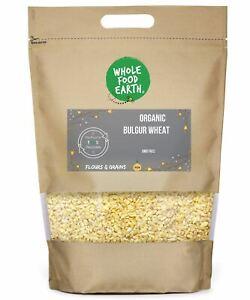 Organic Bulgur Wheat   GMO Free