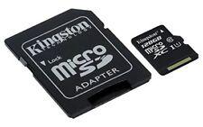Scheda Memoria Kingston Micro SD 128gb per Samsung Galaxy S9 Csk