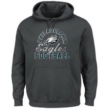 Majestic Philadelphia Eagles Kick Return Hoodie Hooded Sweatshirt Men's 3x