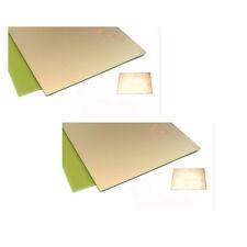 2 Copper Clad Laminate Circuit Boards FR4 PCB Single Side 150mmx200mm 15cmx20cm