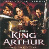 Music By Hans Zimmer - King Arthur Original Score Soundtrack CD