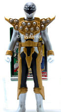 Power Rangers Kaizoku Sentai Gokaiger Gokai Silver Gold Mode Soft Vinyl Figure