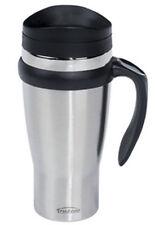 Trudeau Maison (Drive Time) Travel Coffee Tea Mug, 18 oz. SS