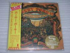 Richard & Linda Thompson Hokey Pokey JAPAN mini lp SHM CD FAIRPORT CONVENTION SS