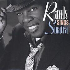 Rawls Sings Sinatra by Lou Rawls (CD, Oct-2005, Savoy Jazz (USA)