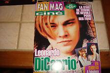 magazine fan mag ciné n°3 de 1998-spécial LEONARDI DICAPRIO (avec posters)