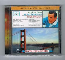 TONY BENNETT - I LEFT MY HEART IN SAN FRANCISCO - REMASTERED - NEUF NEW NEU
