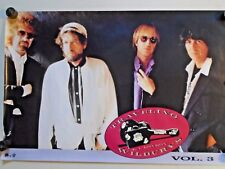 """Traveling Wilbury's - Promo Poster - Vol. 3 - Exc. New Cond. 23 x 35"""" Tom Petty"""