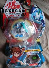 BAKUGAN Battle Brawlers Planet ULTRA HAOS MAXOTAUR 2 Bakucores & CARDS