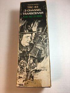 Vintage Realistic TRC-83 3 Channel Transceiver NO. 21-1605