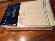 Ralph Lauren Constantina Buff Corbella Euro Pillow Sham
