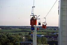 New listing Six Flags Great America Sky Ride 35mm Slide Original Kodachrome 1978