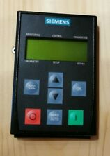 Siemens Sinamics BOP-2 6SL3255-0AA00-4CA1 Bedienterminal VER A02