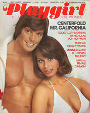PLAYGIRL February 1975 NUDE Mr.California nude JOHN CORVELLO Rockefellers